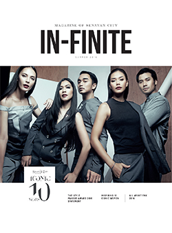Senayan City IN-FINITE Summer 2016