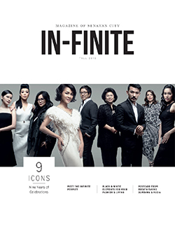 Senayan City IN-FINITE Fall 2015