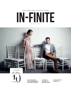 Senayan City IN-FINITE Spring 2016