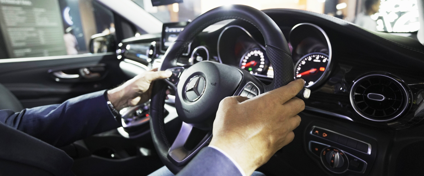 NEW MODEL LAUNCHING AT MERCEDES-BENZ STAR DRIVE