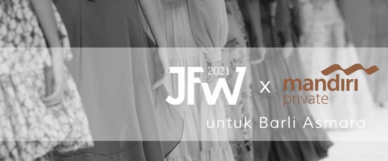 TRIBUTE TO BARLI ASMARA DI PANGGUNG JFW 2021