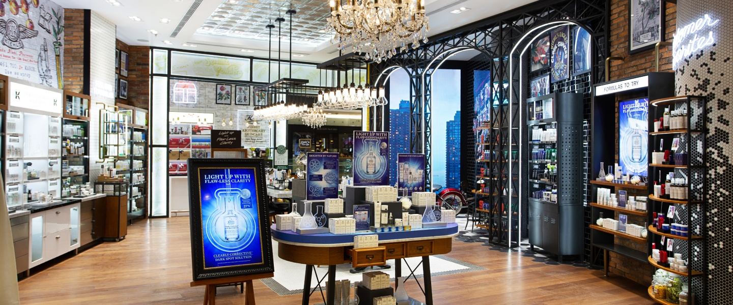 Kiehl's Launches the Biggest Store in Asia Pacif