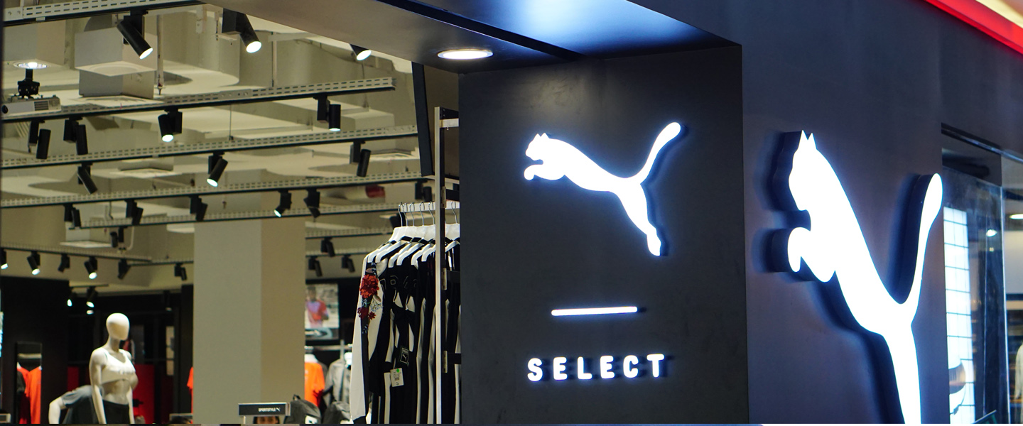 The Biggest PUMA Concept Stores in Southeast Asia