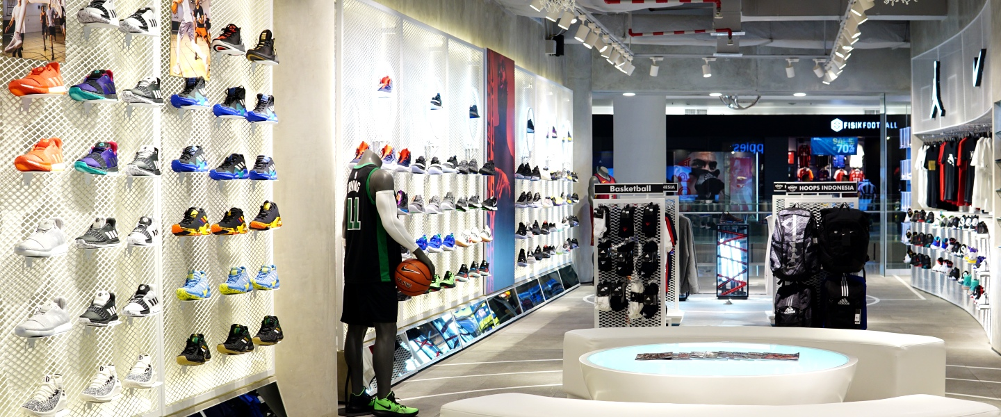 HOOPS Opens Premium Store In Senayan City