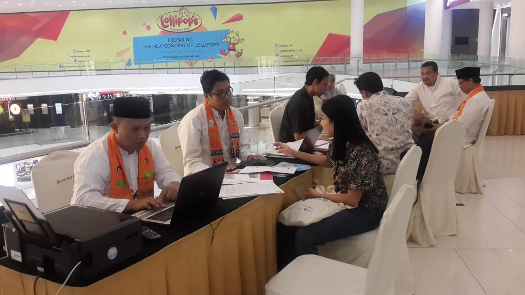 PTSP Goes To Mall Senayan City on September 2018