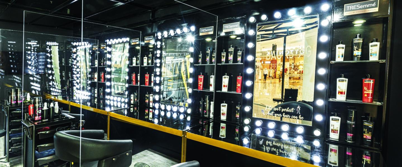 TRESemmé POP-UP Hair Studio Hadir di Senayan City