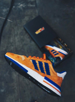 ADIDAS X DRAGON BALL Z Collection
