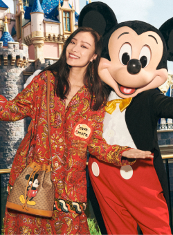 Gucci Celebrates the Mouse Year