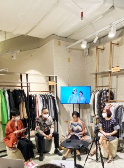 VIRTUAL PRESS CONFERENCE JAKARTA FASHION WEEK 2021
