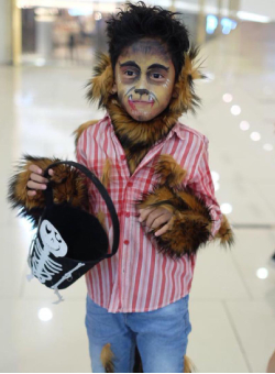SENAYAN CITY HALLOWEEN KIDS PARADE