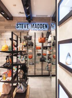 STEVE MADDEN SHAPES YOUR STYLE