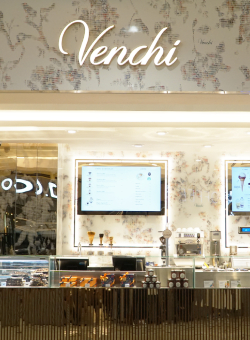 ARTISAN CHOCOLATE, VENCHI, IS NOW OPENED!