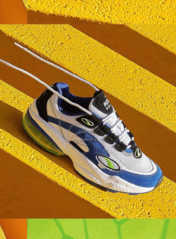 BACK TO 90s WITH PUMA CELL VENOM