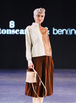 PANGGUNG BUTTONSCARVES DI FASHION NATION XIV