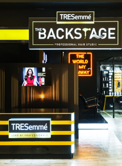 TRESemmé POP-UP Hair Studio Hadir di Senayan City