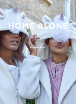 HOME ALONE Sleepwear Collection From OYSHO