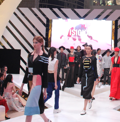 SENAYAN CITY FASHION NATION TENTH EDITION (14 – 23 APRIL 2016)