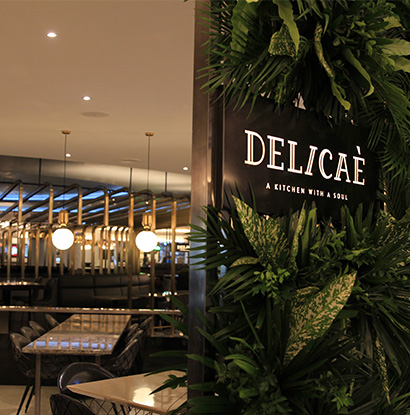 SENAYAN CITY PRESENT A FIVE-STARS ALL DAY DINING COURT THROUGH DELICAÈ