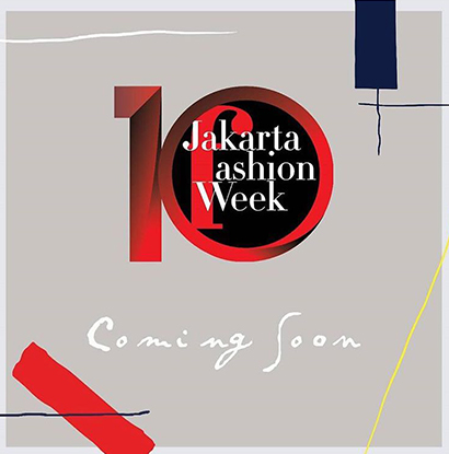 JAKARTA FASHION WEEK 2018 STARTS ON OCTOBER 2017