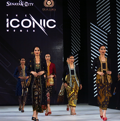 21 MODERN KARTINI SHINES BRIGHT FOR SENAYAN CITY ICONIC WOMEN