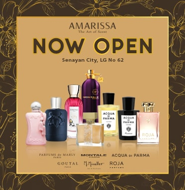AMARISSA IS NOW OPEN- SENAYAN CITY LG FLOOR