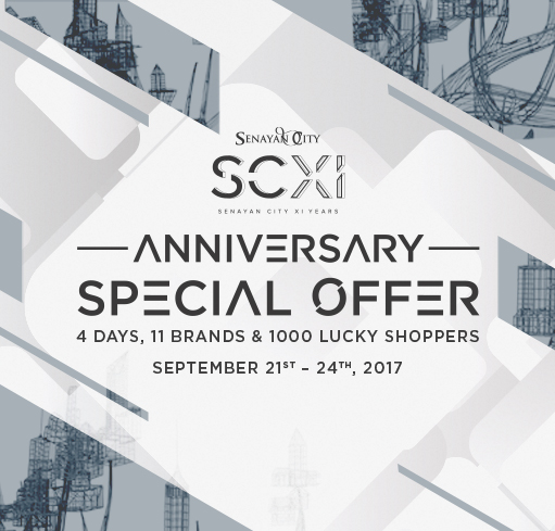 SCXI ANNIVERSARY SPECIAL OFFER