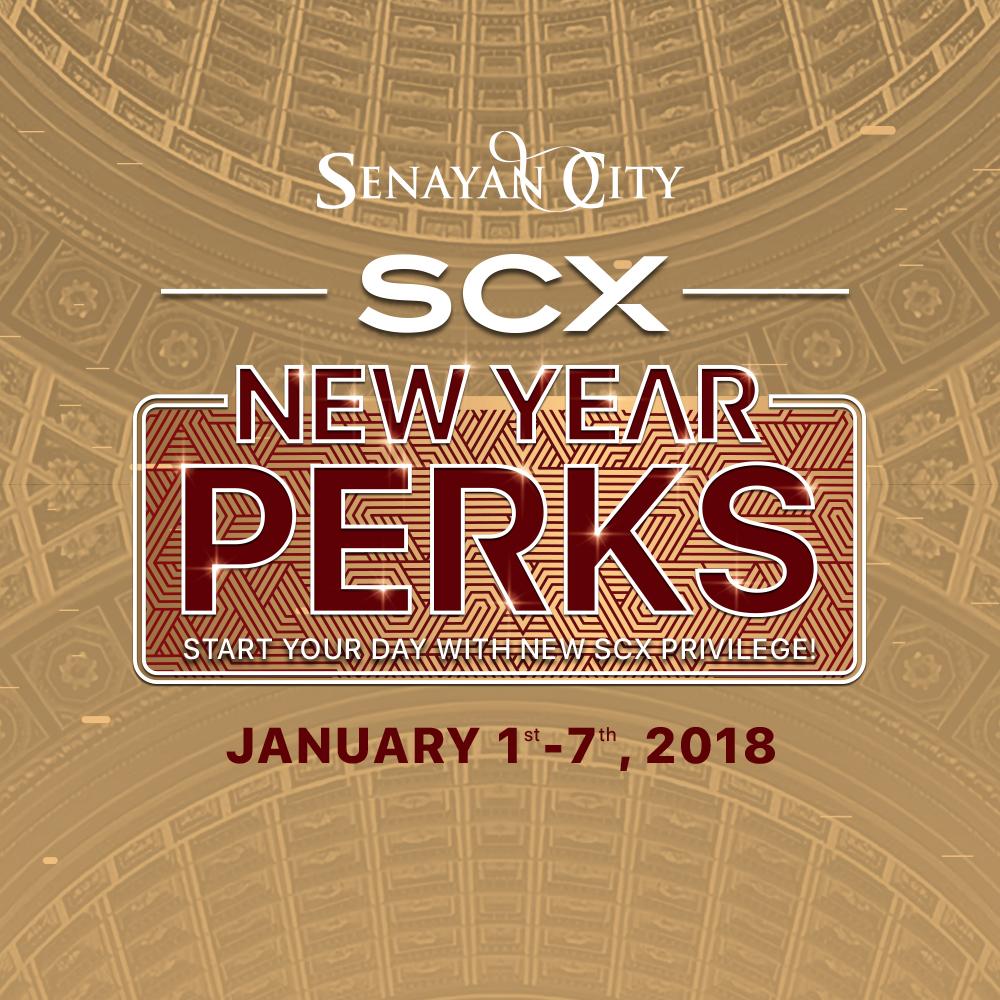 New Year Perks