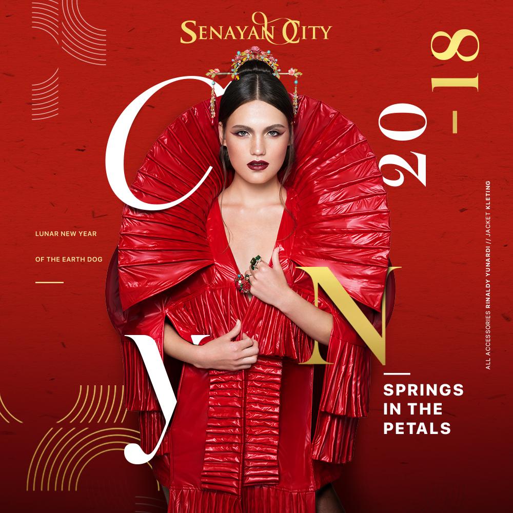Senayan City Chinese New Year