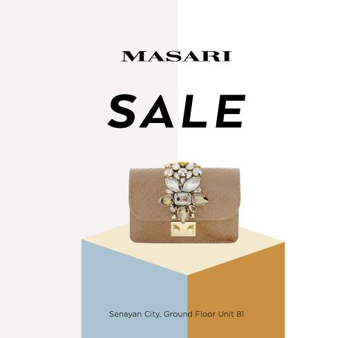 End of Season SALE on MASARI