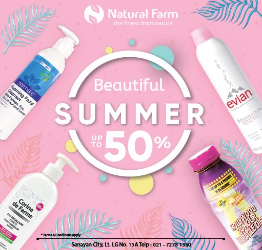 Beautiful Summer SALE on Natural Farm