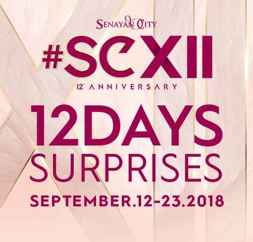 12 DAYS SURPRISES
