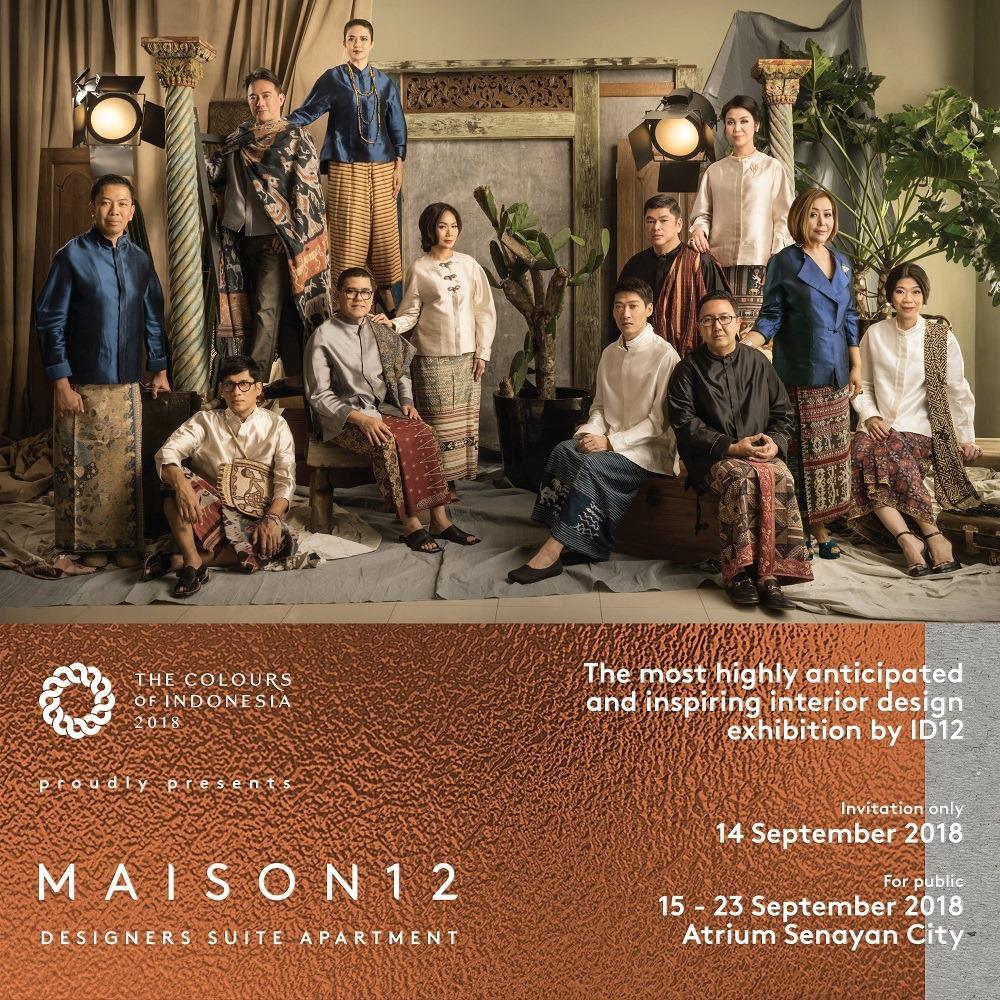 MAISON NO.12