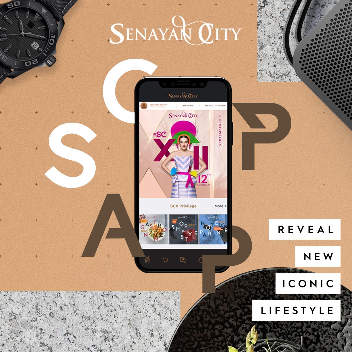 SENAYAN CITY MOBILE APP