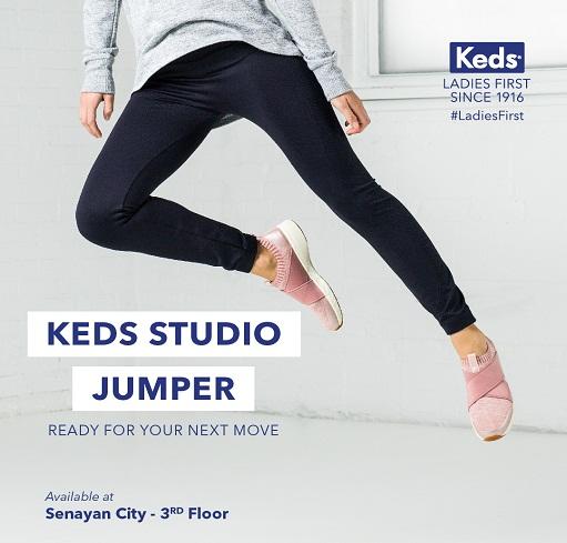 KEDS STUDIO COLLECTION