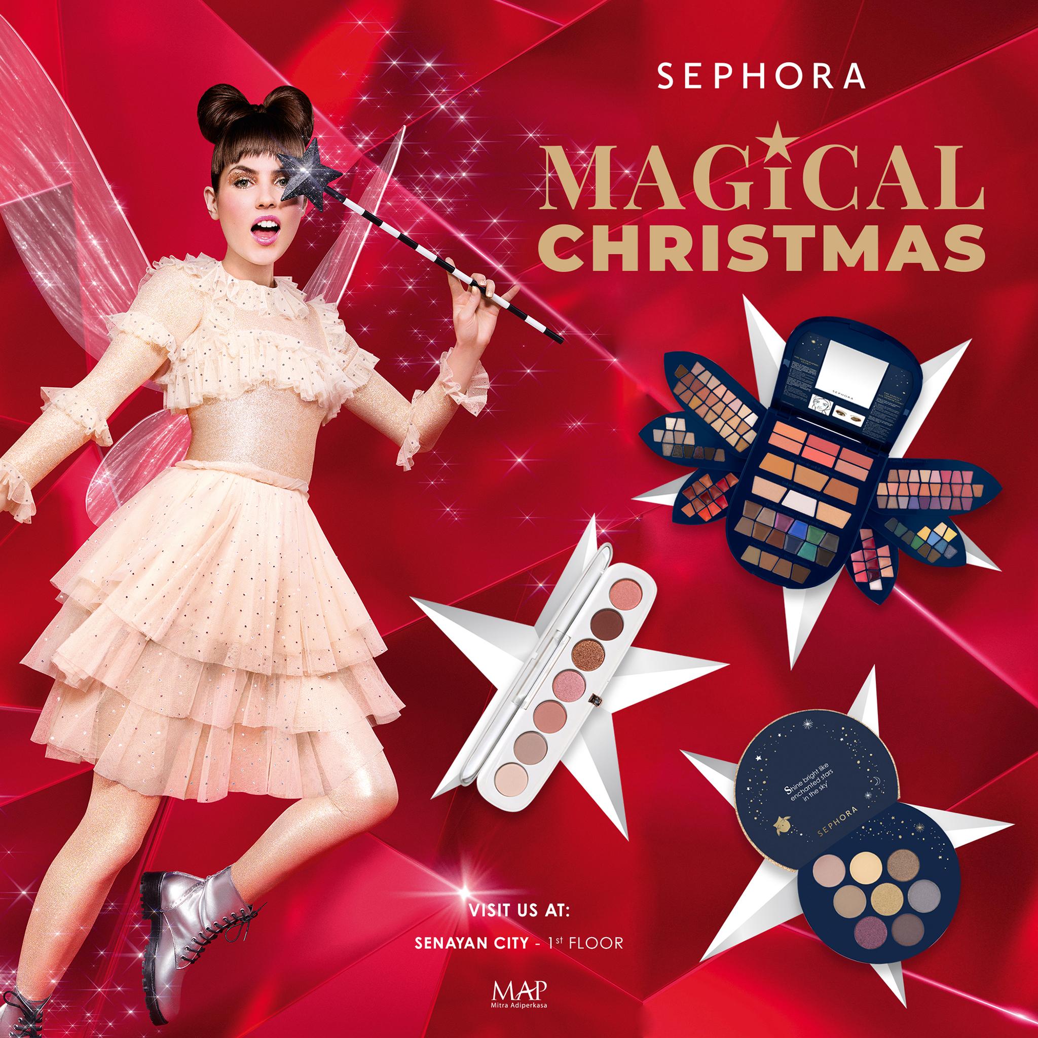 SEPHORA MAGICAL CHRISTMAS
