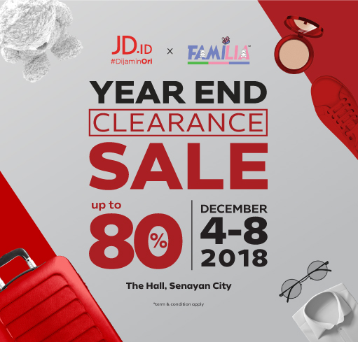 JD.ID YEAR END CLEARANCE SALE