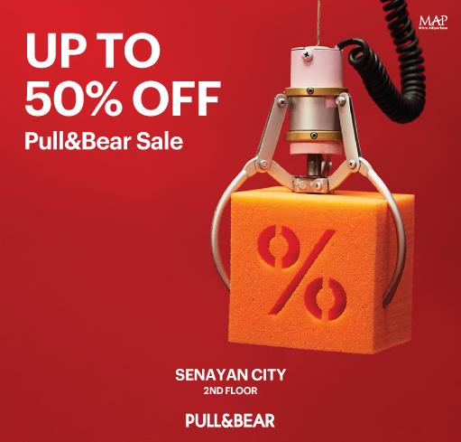 PULL & BEAR 50% OFF