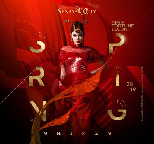 CNY SPRING SHINES 2019