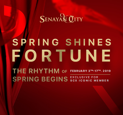 SPRING SHINES FORTUNE