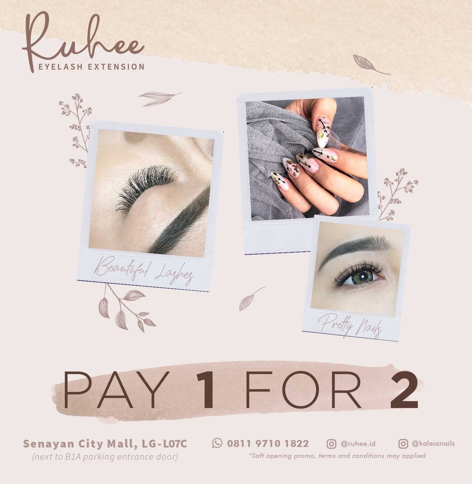 Ruhee Eyelash Extension