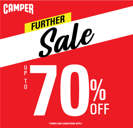 CAMPER END OF SEASON SALE