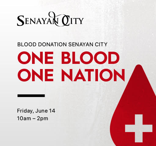 BLOOD DONATION: ONE BLOOD ONE NATION
