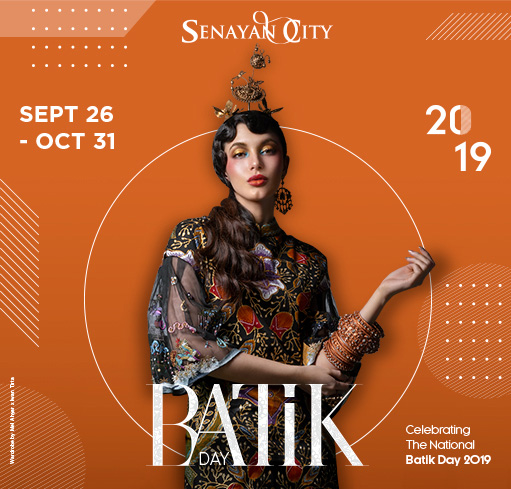 SENAYAN CITY BATIK DAY