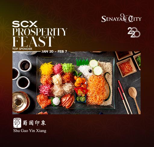 SCX PROSPERITY FEAST