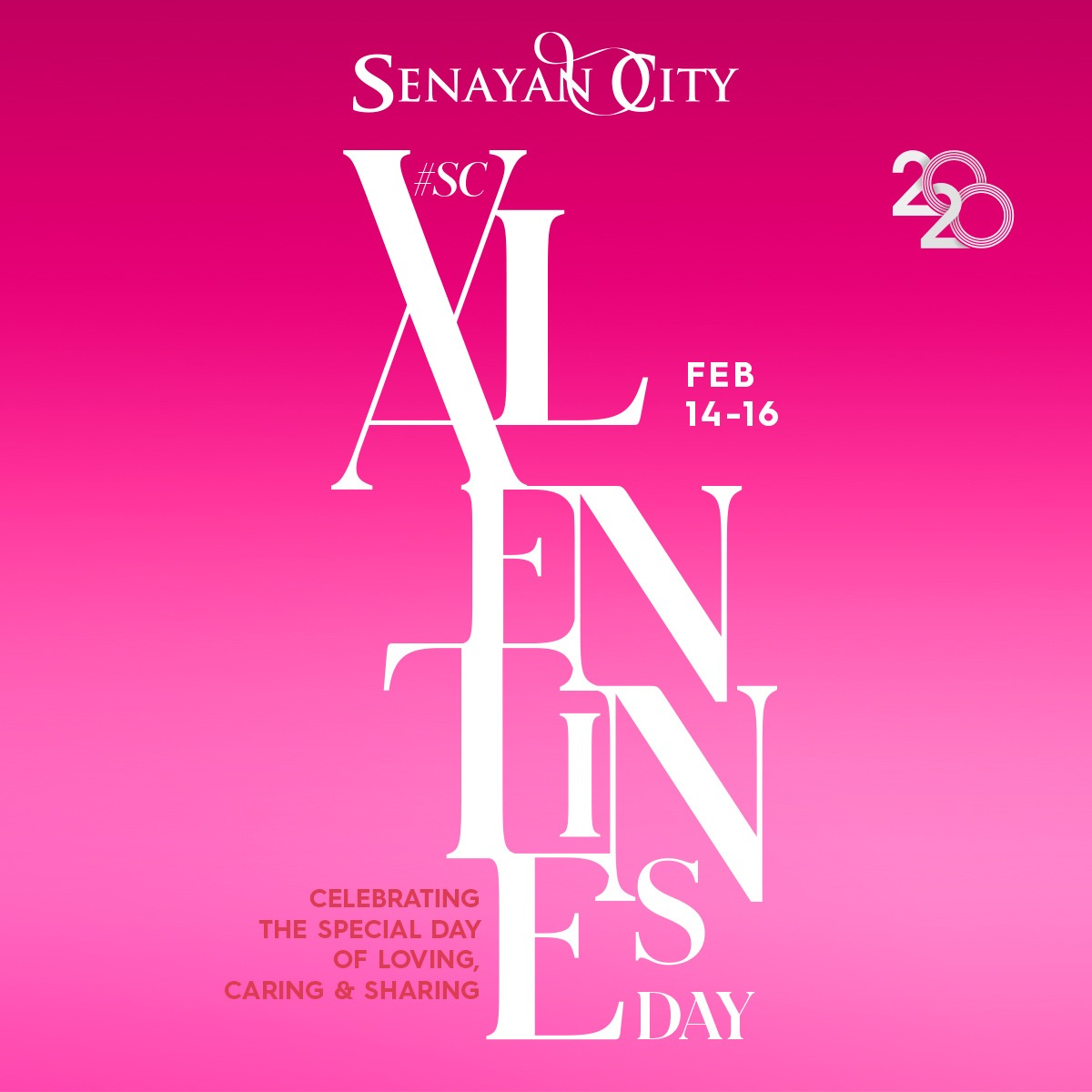 SENAYAN CITY VALENTINE