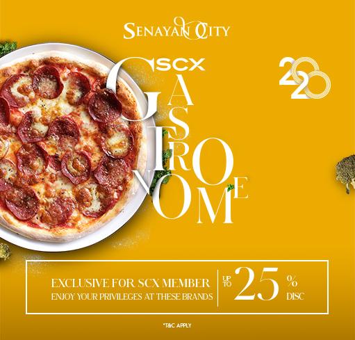SCX MEMBER PRIVILEGES - Gastronome
