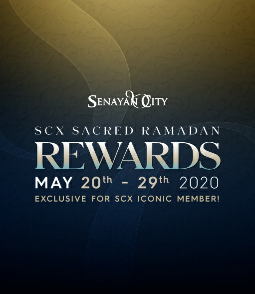 SCX SACRED RAMADAN REWARDS