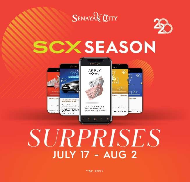 SCX SEASON SURPRISES