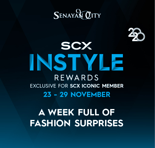 SCX INSTYLE REWARDS