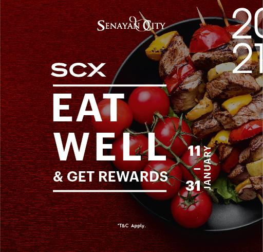 SCX EAT WELL